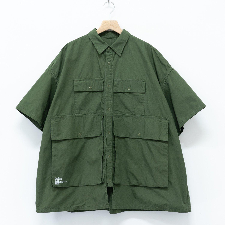 FreshService * Five Pocket Shirt * Khaki