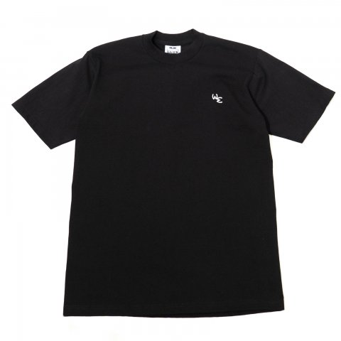 WE * ORIGINAL PRINT TEE * Black