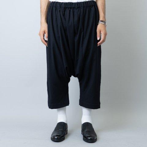 CASEY CASEY * 15HP192 BLACK H PANT - SUIT * Dark Navy