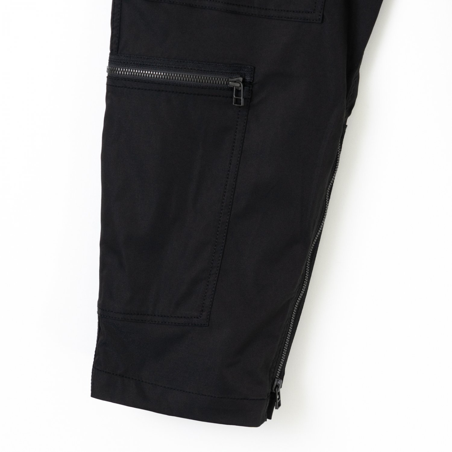 DAIWA PIER39 * TECH PARACHUTE PANTS * Black