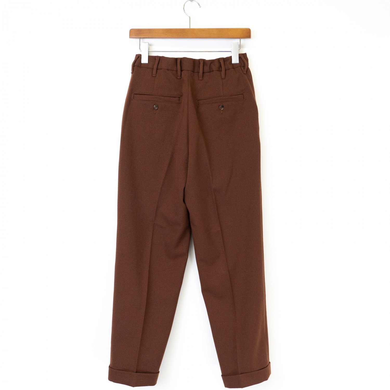 WESTOVERALLS  * GOOD FIT TROUSERS * Brown