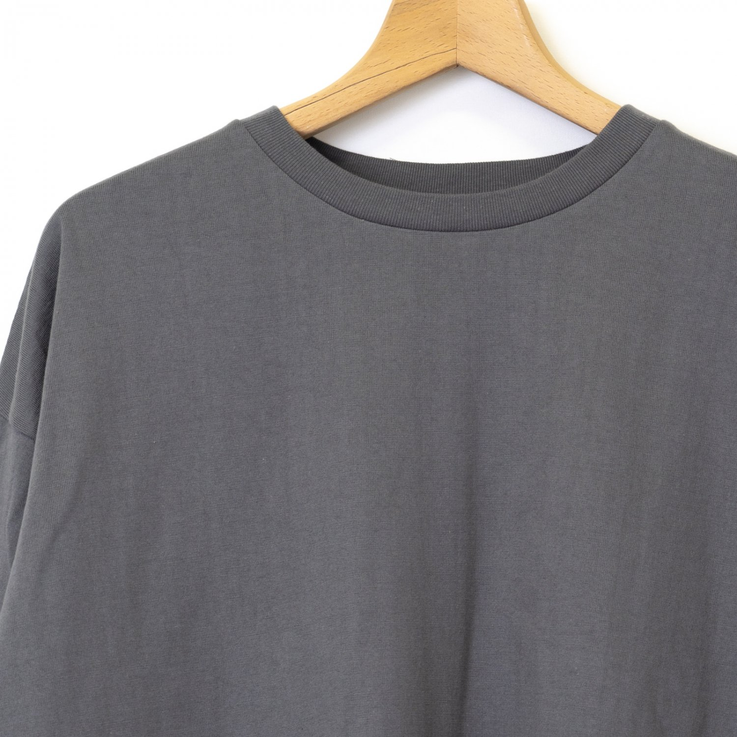 Graphpaper * L/S Oversized Tee * Gray