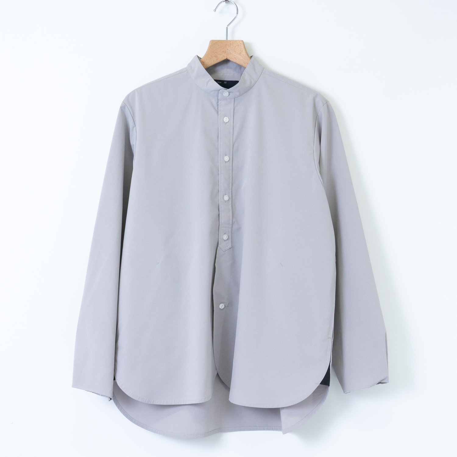meanswhile * Water Repellent Shirt * Grey