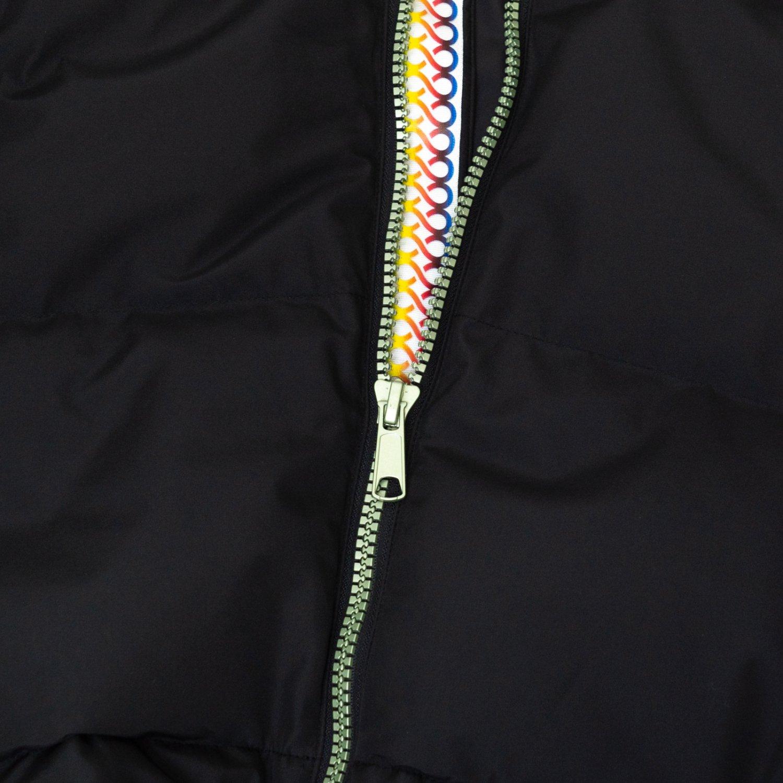A.A.Spectrum * Big Collar Down Jacket * Black