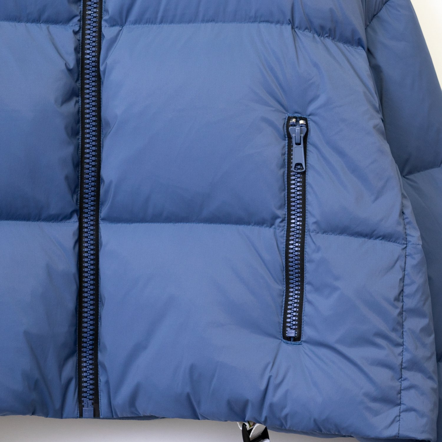 A.A.Spectrum * Cropped Down Jacket * Stone Blue