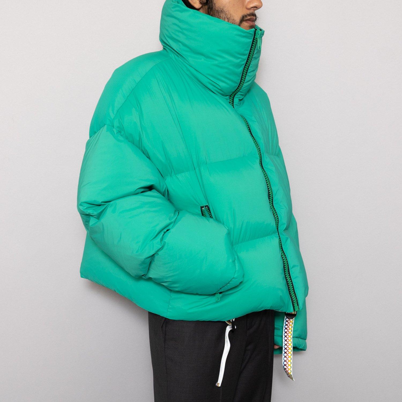 A.A.Spectrum * Cropped Down Jacket * Pop Green