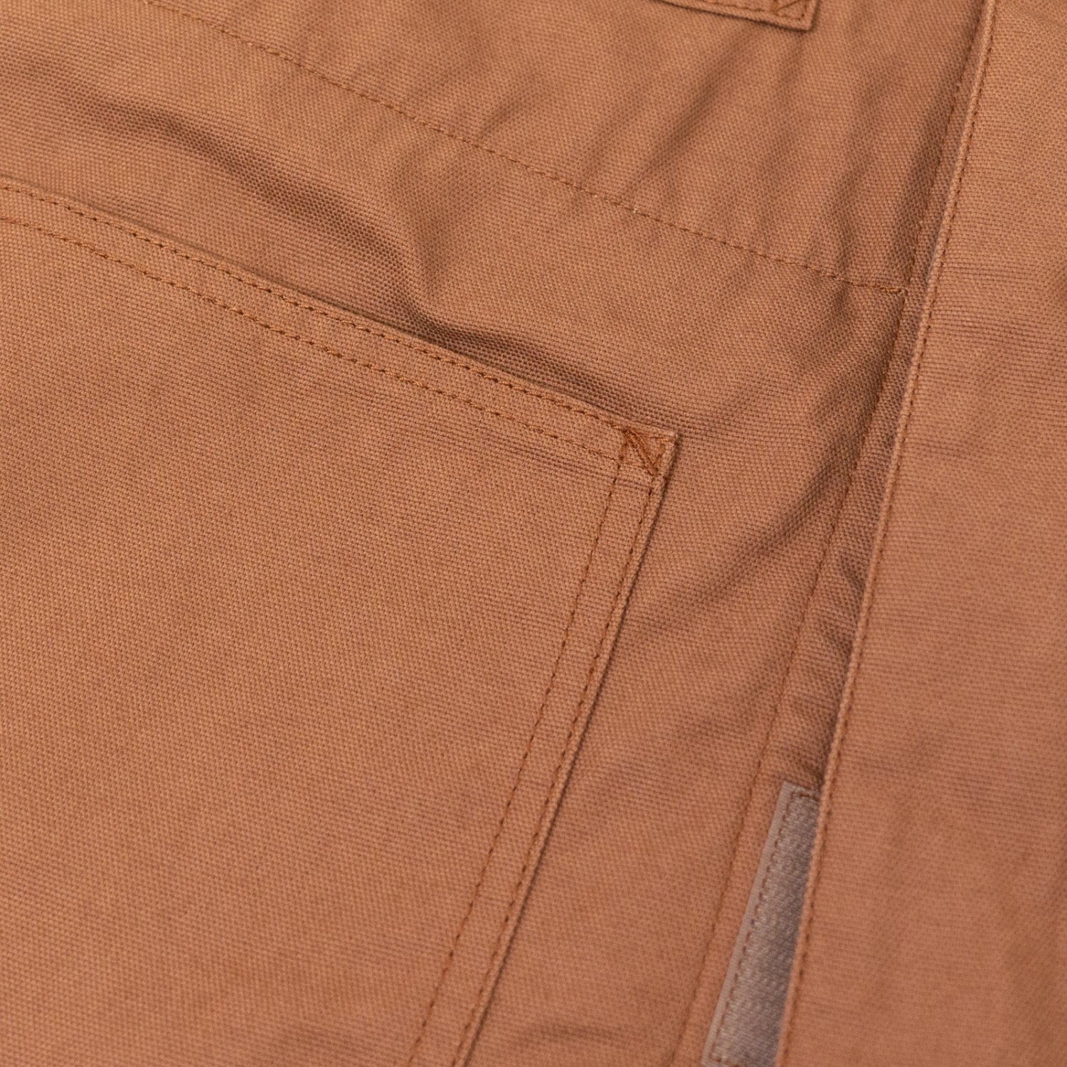 UNUSED * US1870 Duck Coverall * Brown