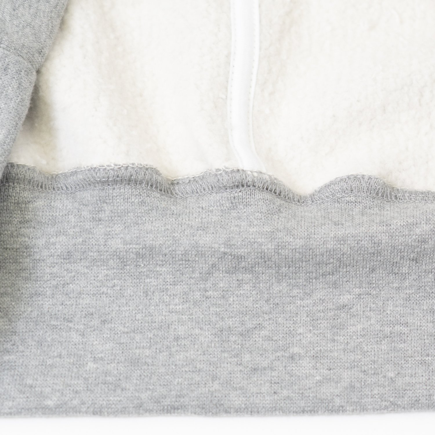 BTFL * Center Seam Hoodie * Heather Gray