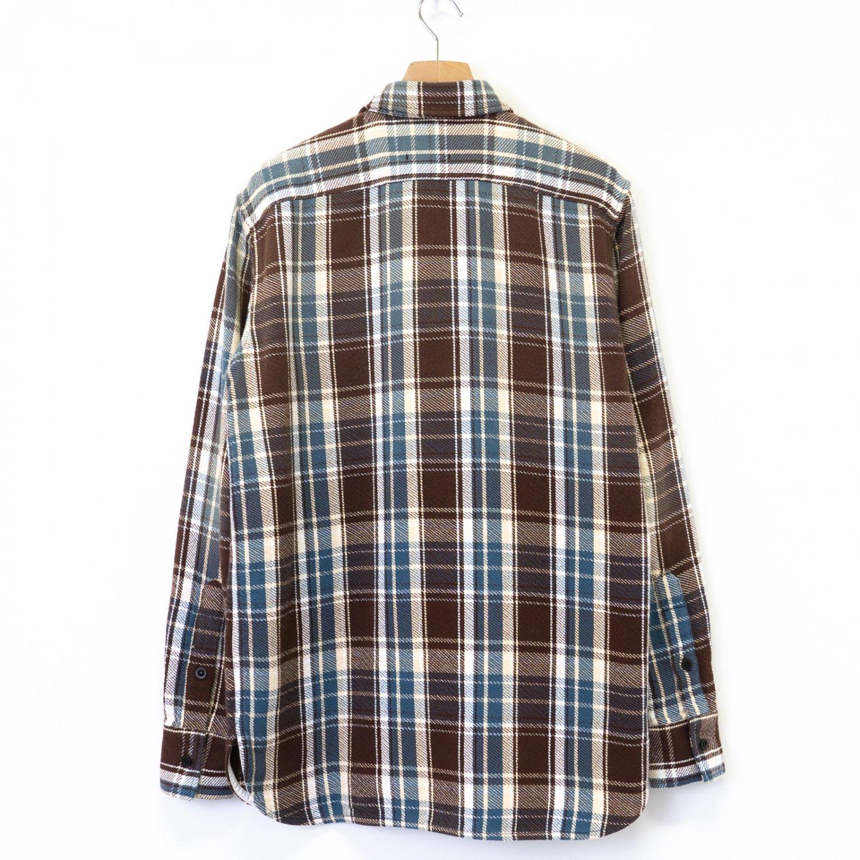 BTFL * Standard Shirt * Brown/Blue