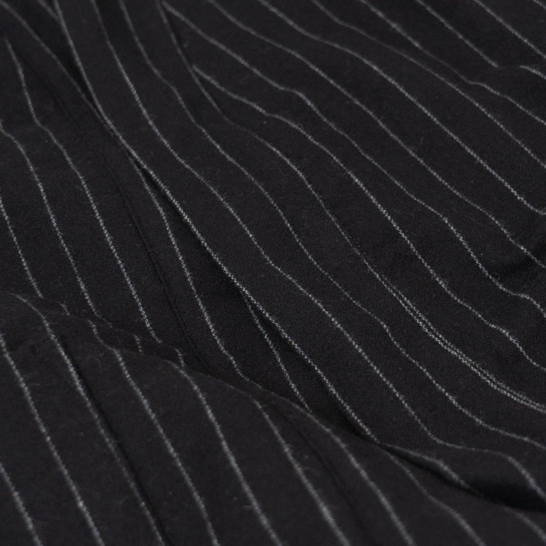 BTFL * Robe * Charcoal Stripe