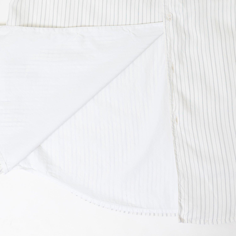 OAMC * HENRY SHIRT STRIPE * Off White