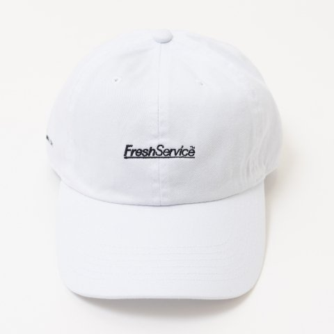 FreshService * Corporate Cap * White