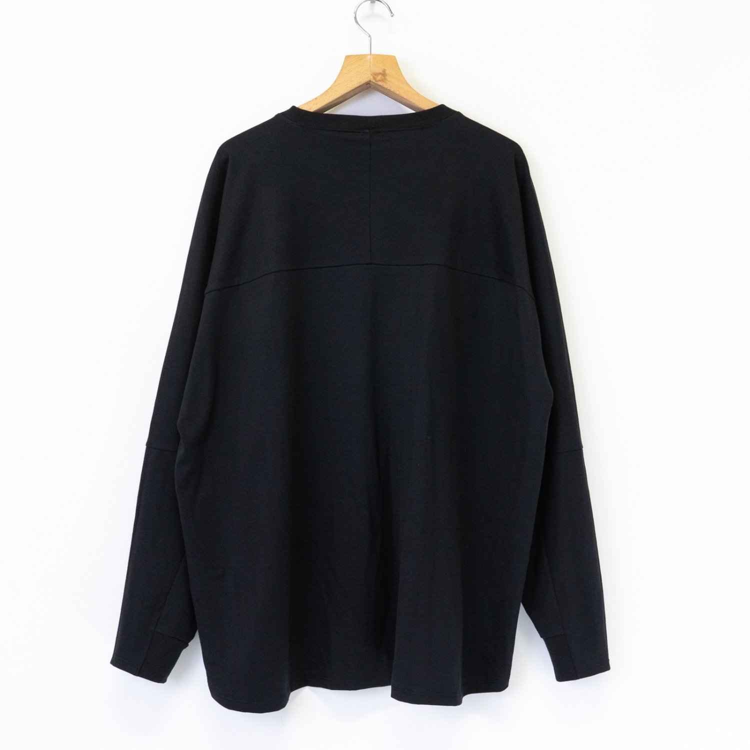 Graphpaper * PRE_ for Graphpaper Oversized FTB L/S Tee * Black