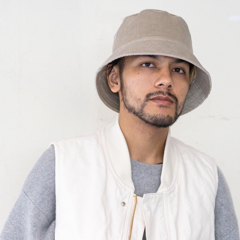 UNUSED * UH0541 Corduroy Hat(2色展開)