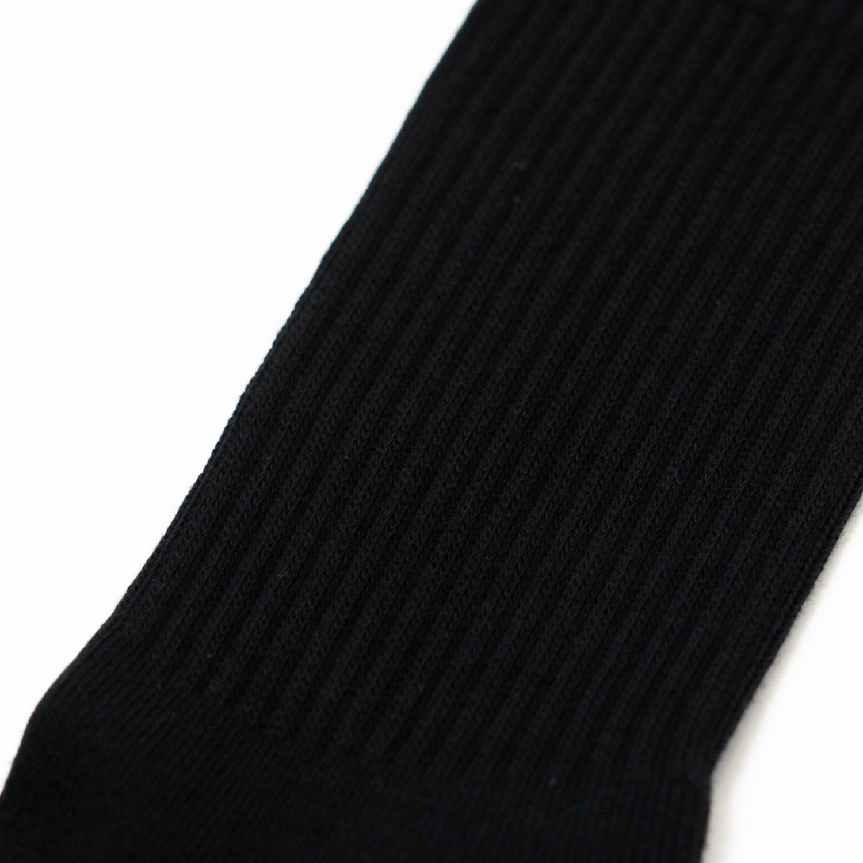 public ORIGINAL * 2PACK RIB SOCKS * Gray/Black