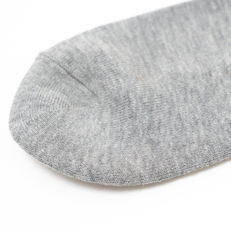 public ORIGINAL * 2PACK RIB SOCKS * Gray/Gray