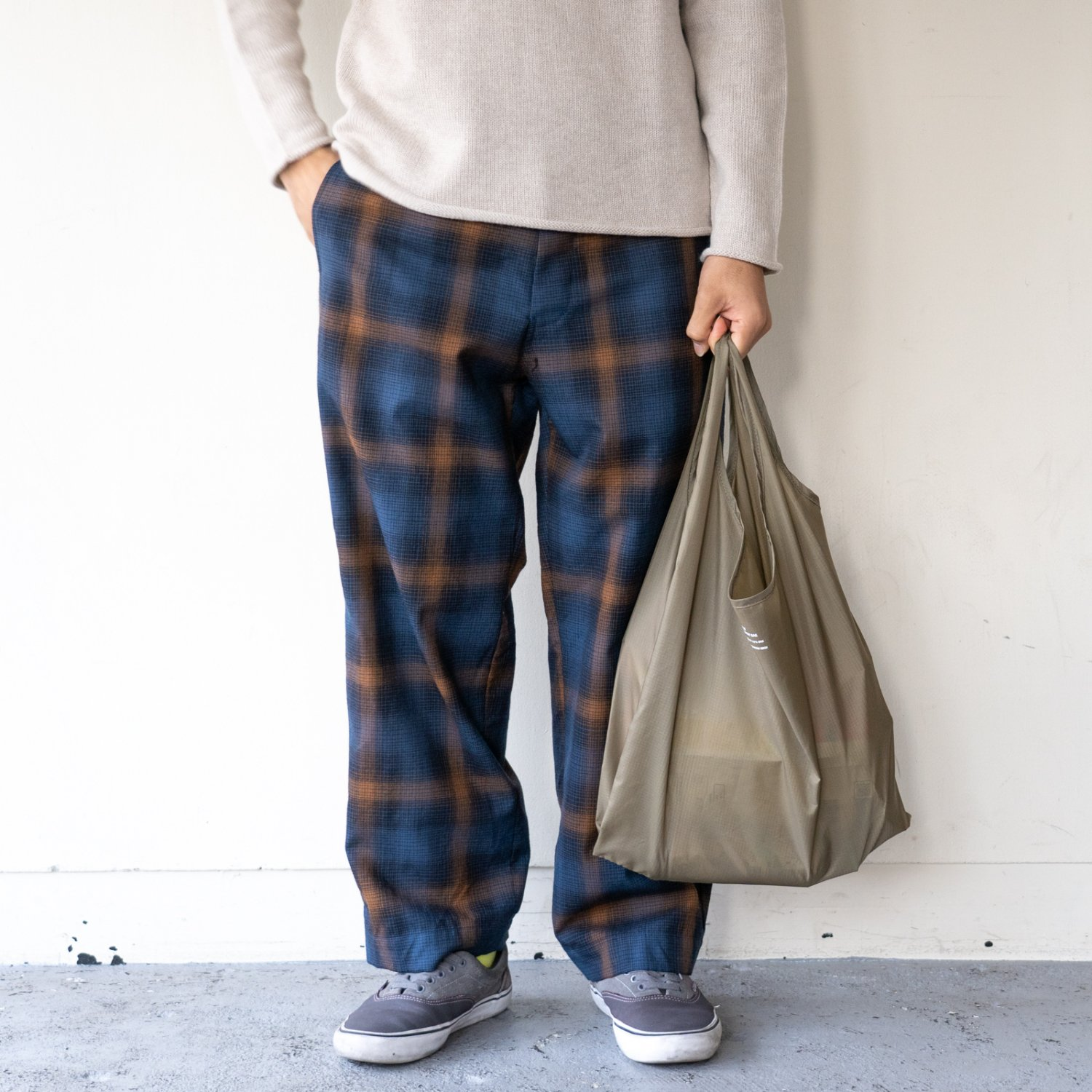 FreshService * ×FREDRIK PACKERS Packable Grocery Bag(2色展開)