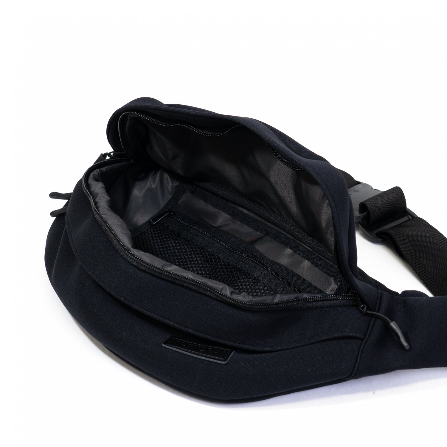 LEXDRAY * Singapore Fanny Pack - made in Japan BLK COLLECTION -  * Black