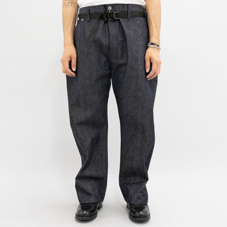 NORITAKE/HARADA * Denim Pants 44inch Long