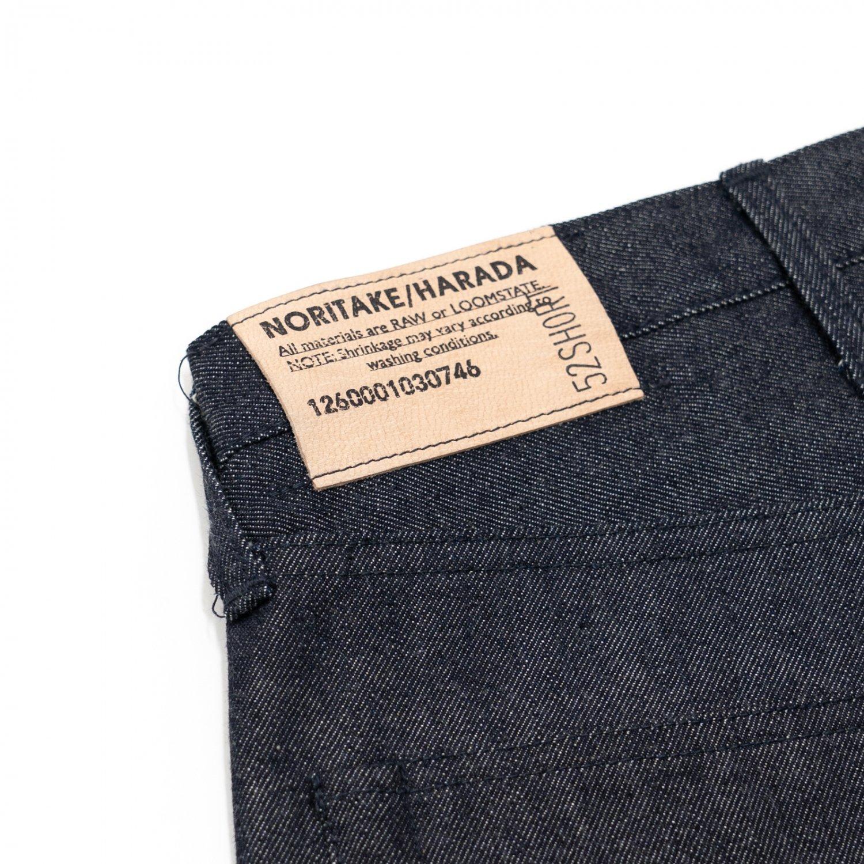 NORITAKE/HARADA * Denim Pants 52inch Short