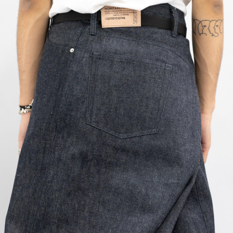 NORITAKE/HARADA * Denim Pants 58inch Short