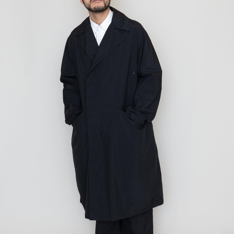 TEATORA  * TT-102-P Device Coat Packable * Black