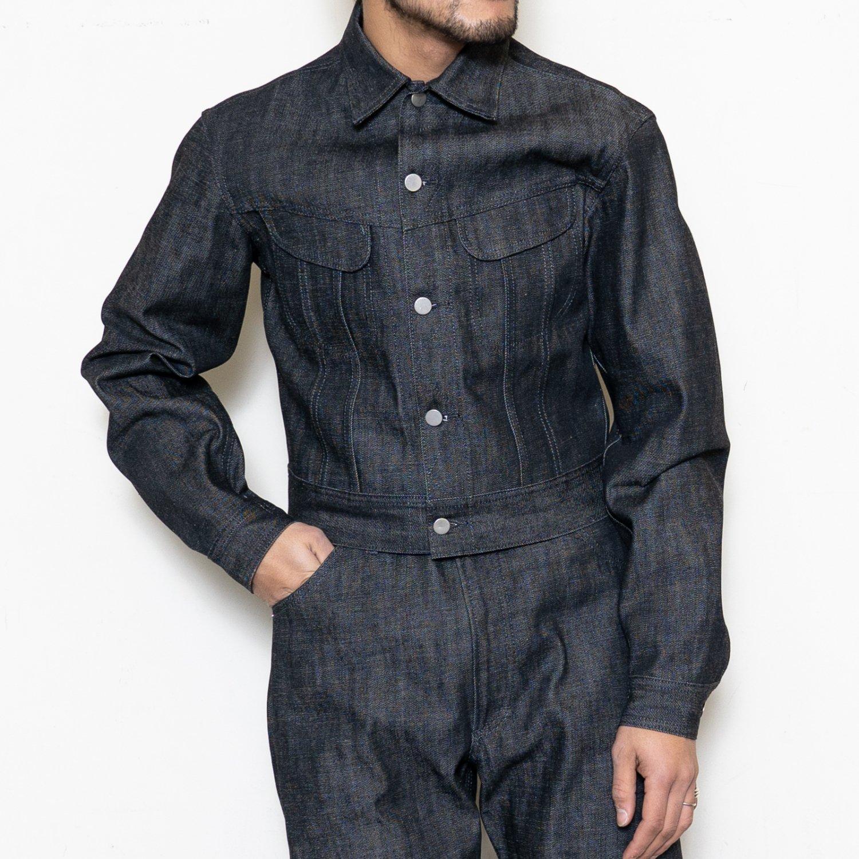 TUKI * 0140 Cowboy Jacket * Black