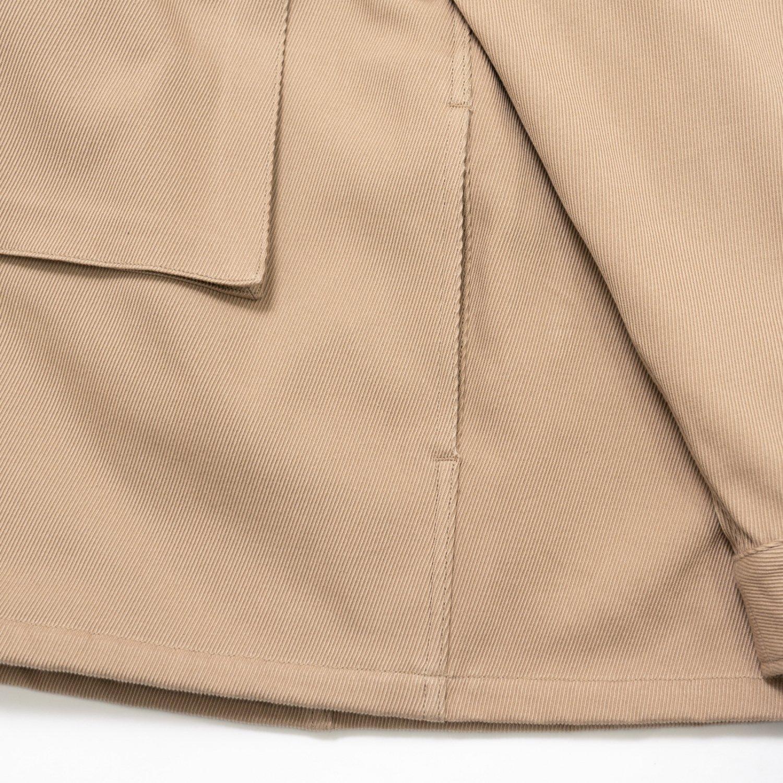 Graphpaper * Hard Twill Fatigue Jacket * Beige