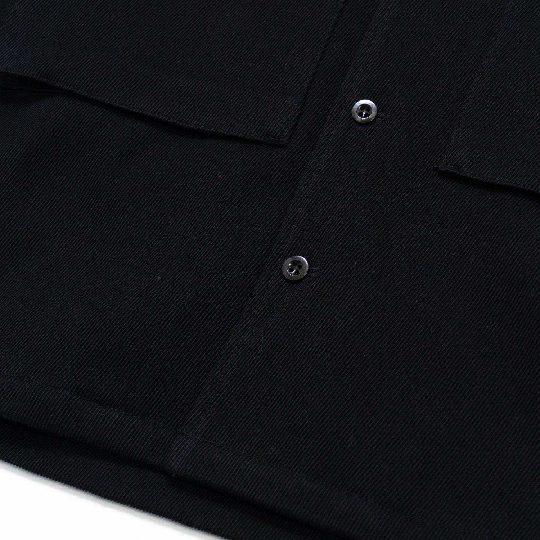 Graphpaper * Hard Twill Fatigue Jacket * Black