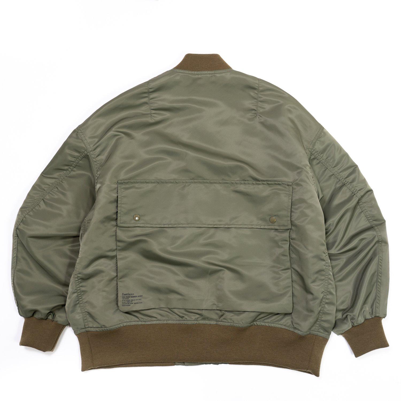 FreshService * Five Pocket Bomber Jacket *  Khaki