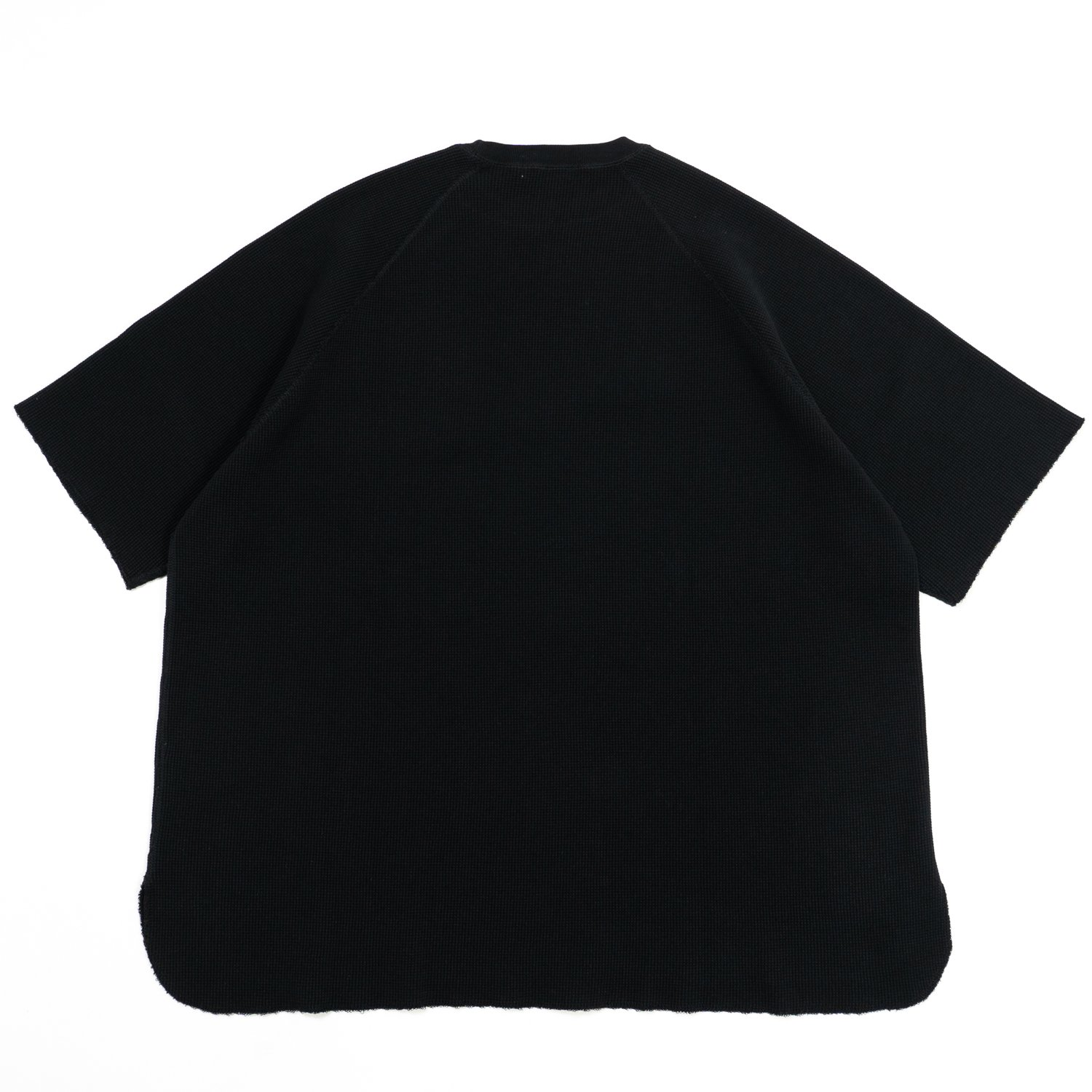 Graphpaper * Waffle S/S  Tee * Black