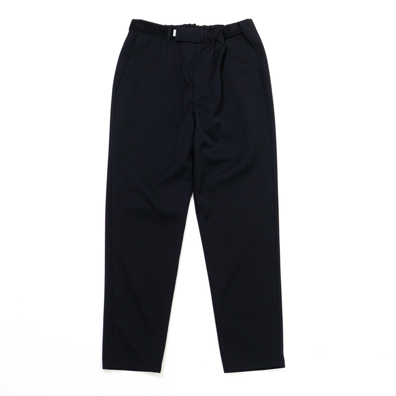 Graphpaper * Selvage Wool Slim Chef Pants * Navy