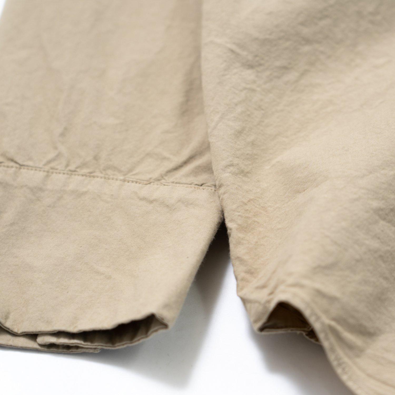 CASEY CASEY * 16HC211 GARDEN PAPI SHIRT HCOT * Sand