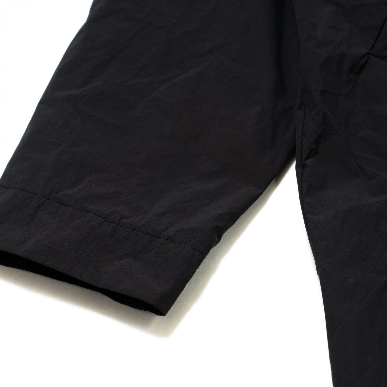CASEY CASEY * 16HM110 OLIVER COAT SWING * Black
