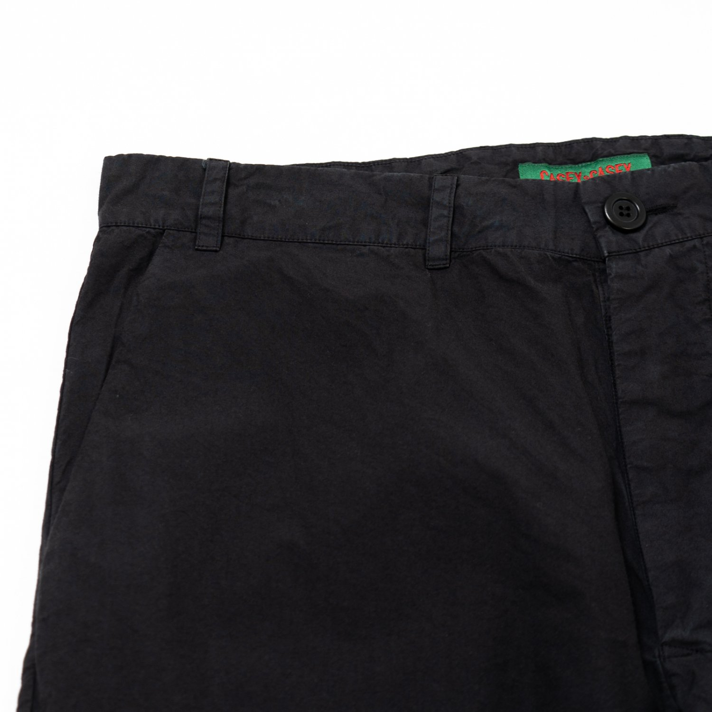 CASEY CASEY * 16HP199 AH PANT HCOT * Black