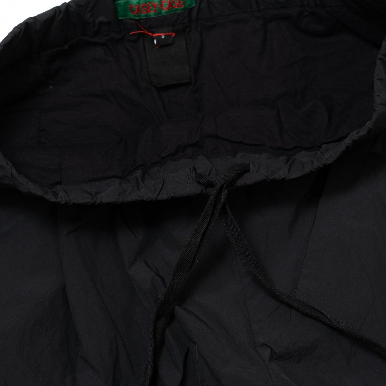 CASEY CASEY * 16HP215 BASIC PANT SWING * Black