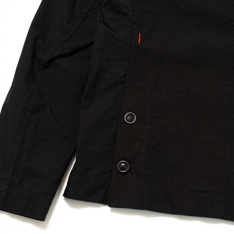 CASEY CASEY * 16HV242 WW2 Jacket HCOT * Black