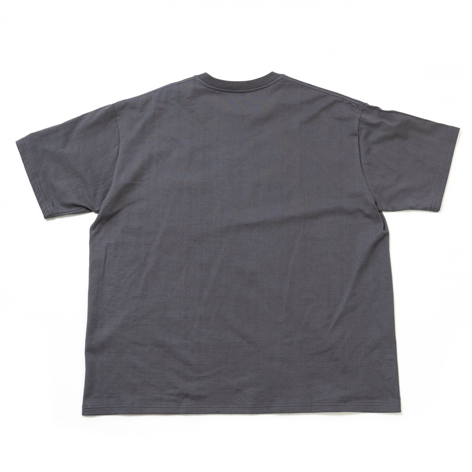 Graphpaper * S/S Oversized Pocket Tee * Gray