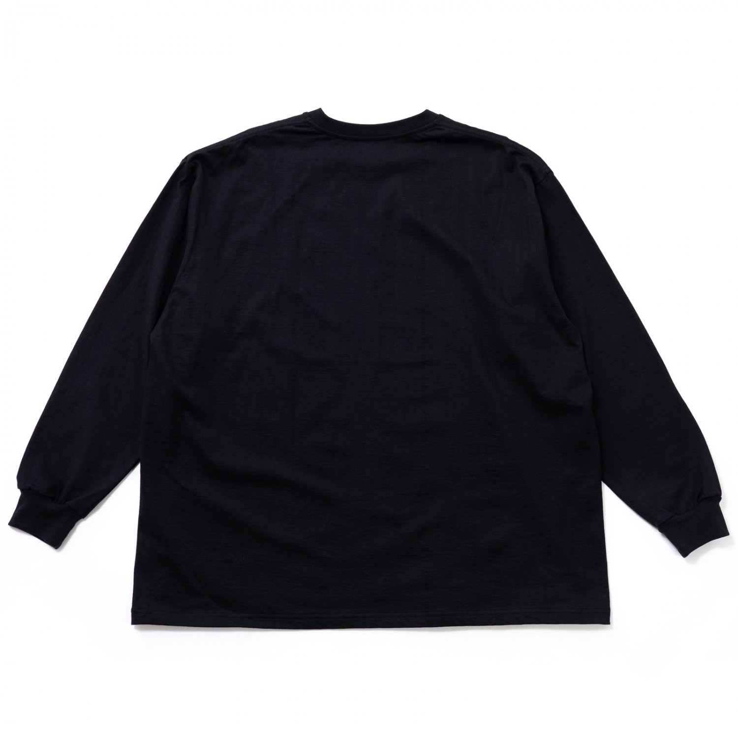 Graphpaper * L/S Oversized Tee * Black