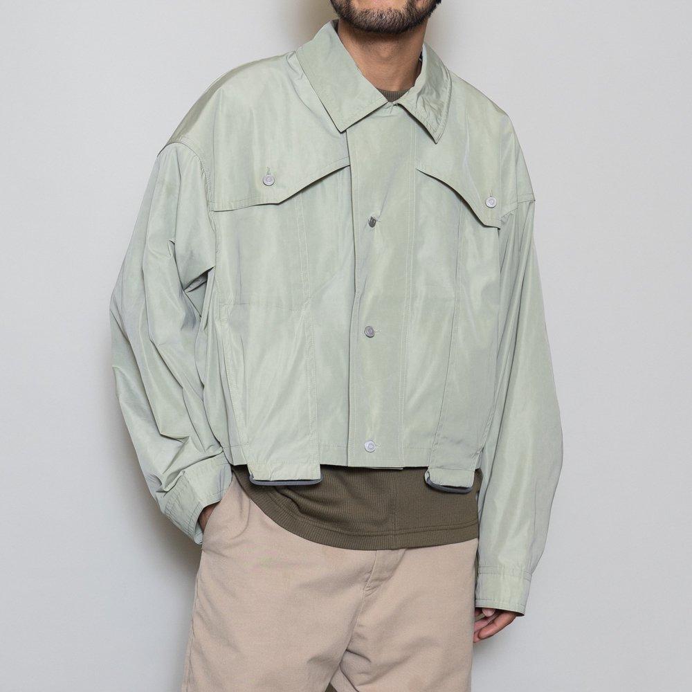 A.A.Spectrum * Trucker Jacket * Green