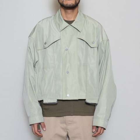 A.A.Spectrum * Trucker Jacket * Green