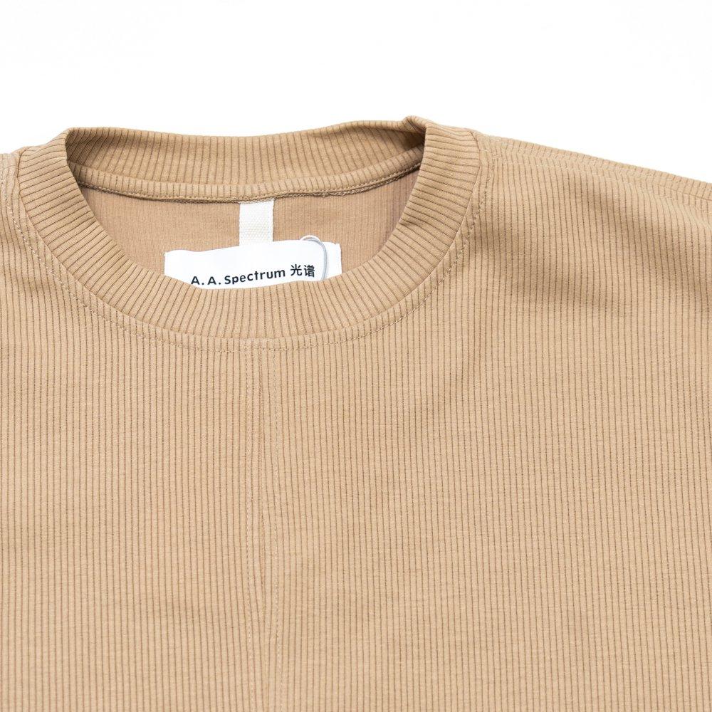 A.A.Spectrum * Wide T-Shirt * Wheat