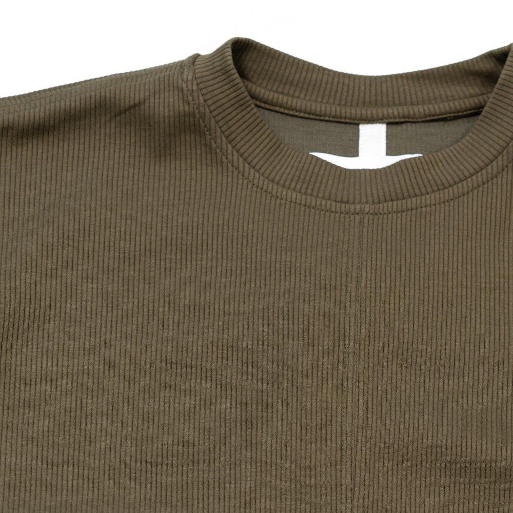 A.A.Spectrum * Wide T-Shirt * Kapoc Green