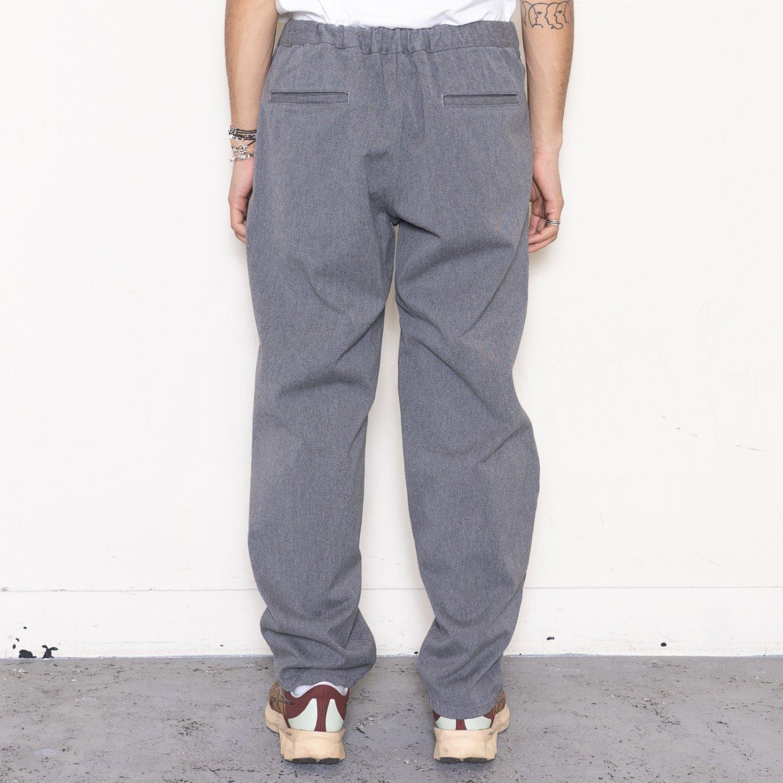Graphpaper * Colorfast Denim Baggy Chef Pants * Gray