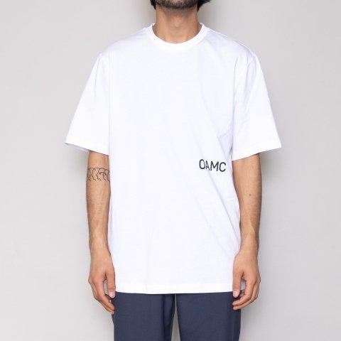 OAMC * WISE T-SHIRT * White