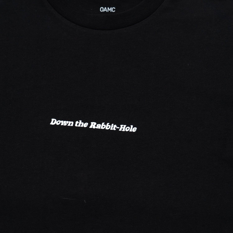 OAMC * RABBIT T-SHIRT * Black