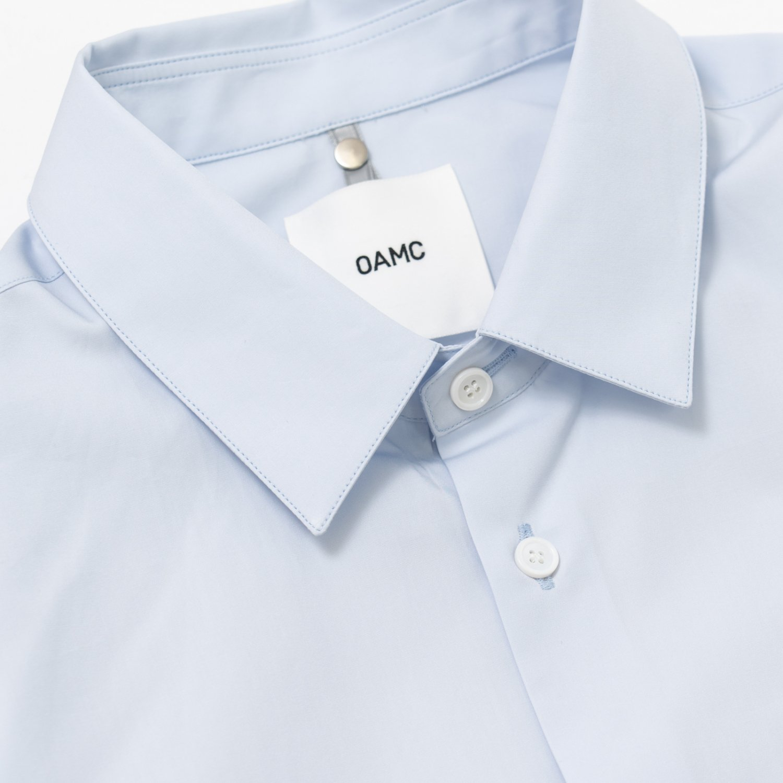 OAMC * MARK SHIRT * Oxford Blue