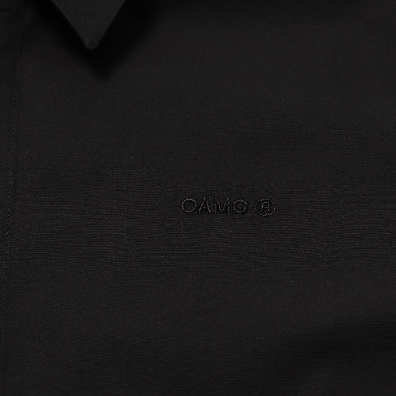 OAMC * STUDIO SHIRT * Black
