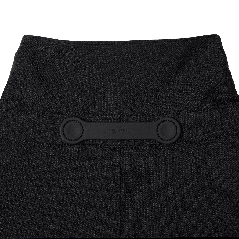 TEATORA  * TT-201-DR Device Jacket DOCTOROID * Black