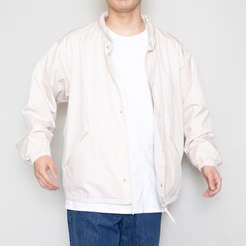 UNUSED * UW1932 Cotton Coach Jacket * Light Beige